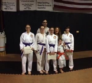 Sally - Family Karate